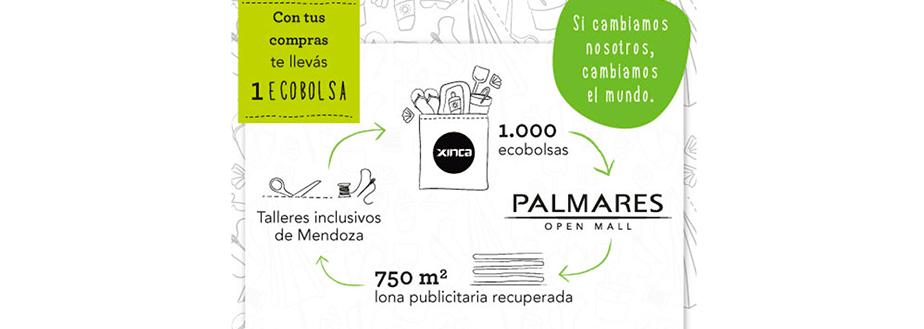 Palmares Open Mall se suma a nuestro Valor Compartido
